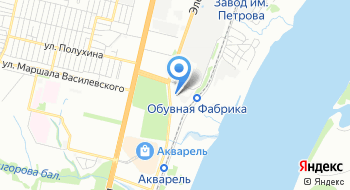 Текта-СКГ на карте
