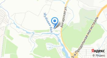 Усадьба Сосновый бор на карте