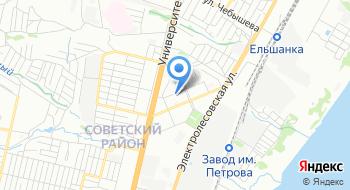 Наркологический кабинет Советского района на карте
