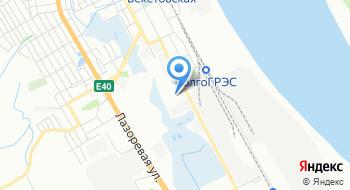 Муниципальное Унитарное предприятие Волгоградское автотранспортное предприятие № 7 на карте