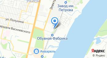 Инженерный центр пневматики на карте
