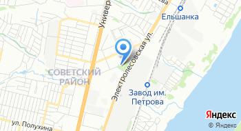 Мбук комплекс культуры и отдыха Советского района Волгограда на карте