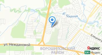 Прицеп-ВЛГ на карте