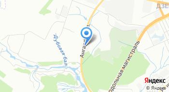 Рейтинг на карте