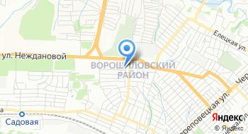 ГУ Волгоградское лесничество на карте