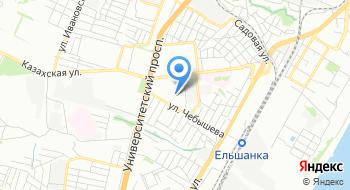 Аварийно-диспетчерская служба Домовладелец Советского района на карте