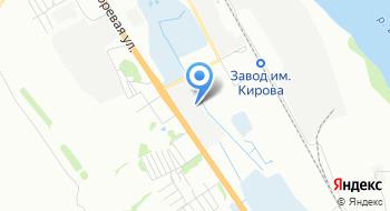 Реставрационная мастерская Цех-34 на карте