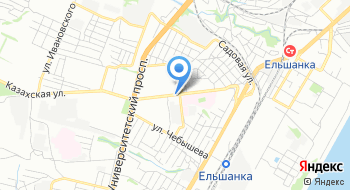 Магазин колбас на карте