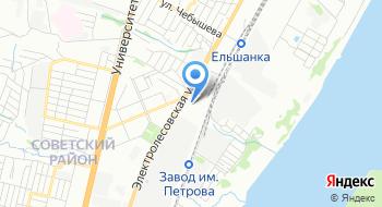 Сантех-ЮГ на карте