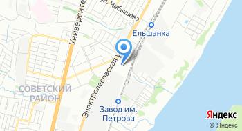 Компания Борн - Волгоград на карте
