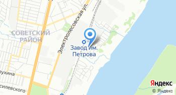 Производственное объединение Шеврет на карте