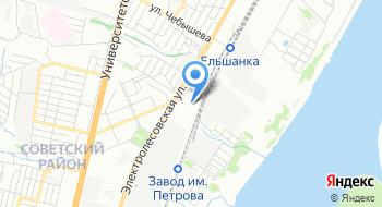 Строй-Альтернатива на карте