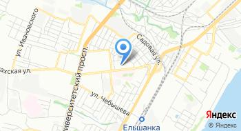 Гапоу Волгоградский медицинский колледж на карте