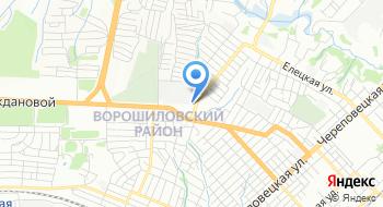 Волго-Дон на карте