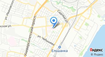 Клиническая больница №7 Детское хирургическое отделение №1 на карте