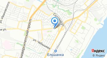 Следственный отдел по Советскому району г. Волгограда Суск России по Волгоградской области на карте
