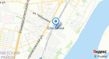 Евросталь на карте