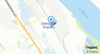 Колония-поселение № 3 Управления Федеральной Службы Исполнения Наказаний по Волгоградской области на карте