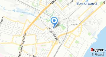 Новопласт Волга на карте