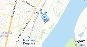 Торговый Дом Нова-Строй на карте
