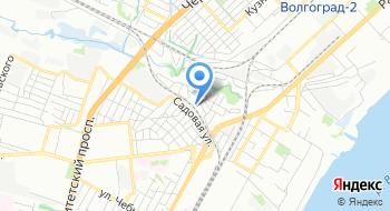 Компания Omaks-Волга на карте