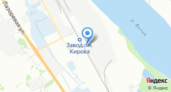 Фирма Неон на карте