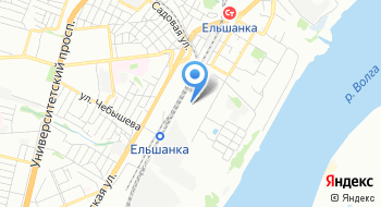 СТМ Волгоград на карте