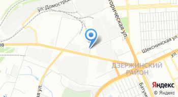Волгоградский завод весоизмерительной техники на карте