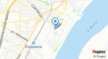 Торговая компания Аквасистемы34 на карте
