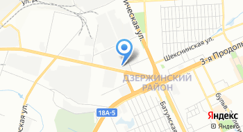 Металлопрофиль на карте
