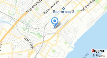 ФГУП Агрономсервис Волгоградский филиал на карте
