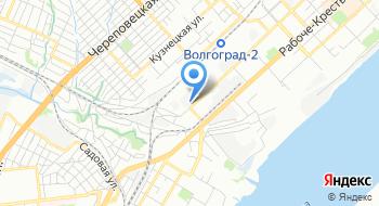 Интерпайп на карте