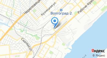 Студия восточного массажа Гарем на карте