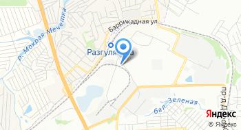 Мэо ГИБДД ГУ МВД России по Волгоградской области на карте
