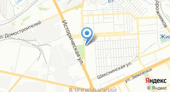 Отделение почтовой связи Волгоград 400075 на карте