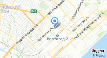 Издательство и типография Принт на карте