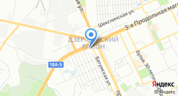 Общественная Организация Союз Мусульман Волгоградской области на карте