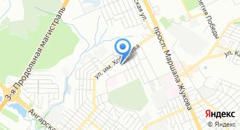 Дзержинская уголовно-исполнительная инспекция УФСИН России по Волгоградской области на карте