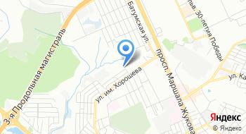 ГК Гараж-строй на карте