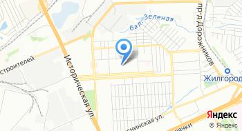 Жилищно-коммунальное Хозяйство Дзержинского района Волгограда на карте