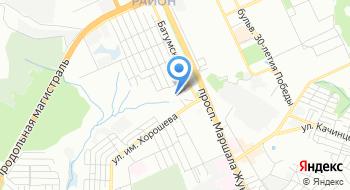 Интернет-магазин Домашний кондитер на карте
