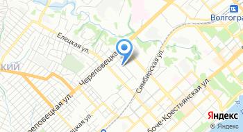 ОП №5 УМВД России по г. Волгограду на карте