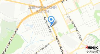 Иннопро на карте