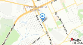 Новостной.инфо на карте