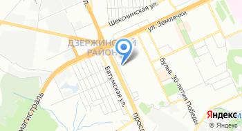 ПроСервис+ на карте
