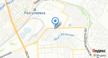 Гера-2 на карте