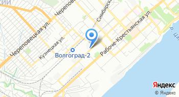 Волгобайт на карте