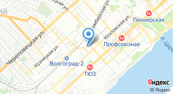 Отдел военного комиссариата по Советскому, Ворошиловскому и Кировскому районам Отделение призыва на карте