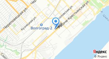Волгоградский театр юного зрителя на карте