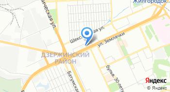 ФГКУ УВО ГУ МВД России по Волгоградской области на карте